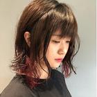 【癒しと彩り】アクアヴェールカラー+リラクゼーションスパ
