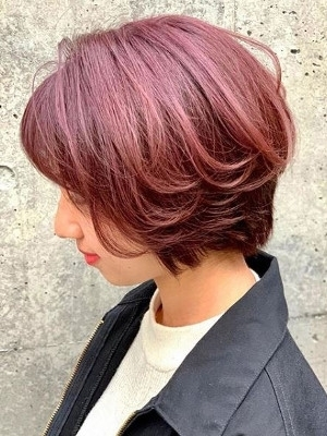 【hair living Liko 池袋西口店】12