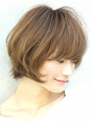 Soleil菊地<シルエット美ショートボブ>