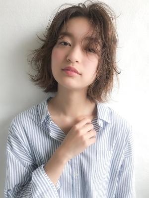 allys hair 青山11