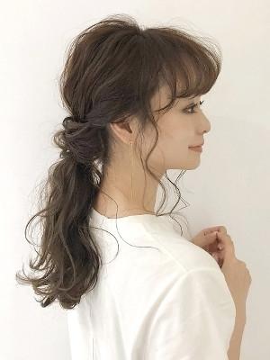 allys hair 青山18