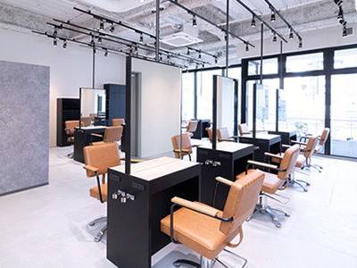 allys hair 心斎橋OPA1