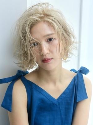 allys hair 心斎橋OPA 08