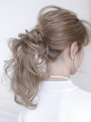 allys hair 心斎橋OPA 12