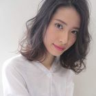 【王道+癒し】カット+フレンチカラー+Aujuaトリートメント