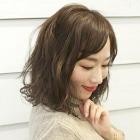 ★新規限定★カット+パーマ+Aujuaトリートメント