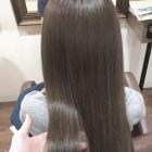 《オーガニック縮毛☆》カット+オーガニック縮毛(炭酸込み)+上質TR