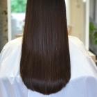《まとまりが抜群!》カット+髪質改善ストレート+上質トリートメント