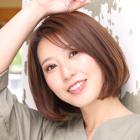 【OPEN2周年記念♪】【高濃度炭酸クレンジング】カット+縮毛矯正