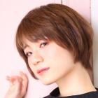 【TOKIO 5StepTR】カット+低温縮毛矯正
