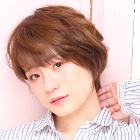 【OPEN2周年記念♪】【透明感あふれる】イルミナカラー+カット