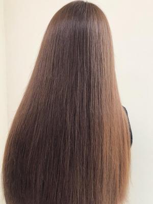 髪質革命ストレート