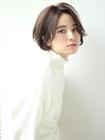 【平日限定】小顔カット+ダメージ90%減カラー