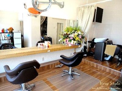 美容室ベリースタイル1