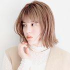 【平日限定プラン】カット+カラー+『E STANDARD』オーガニックヘアエステ