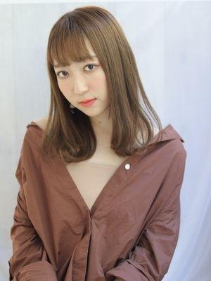 【albero中小路】美髪ストレート