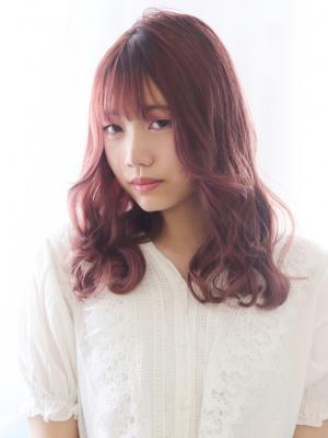 bouquet星野☆ピンクラベンダーカラー☆
