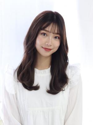 ☆韓国ヘア☆前髪☆シースルーバング☆nami
