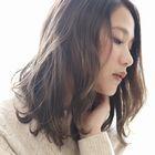 【マンツーマン施術★初回限定】カット+カラー+クリームバスプチスパ(10分)