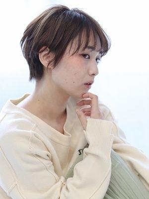 【valentine松永】大人かわいい丸みショート**