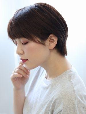 【valentine千葉】ナチュラル*小顔ショート