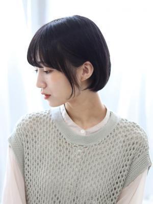 【valentine松永】耳かけ//シースルーミニボブ♪♪