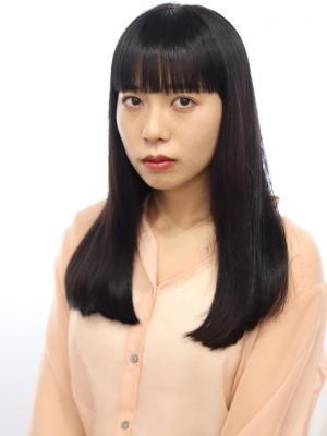 【valentine金澤】縮毛矯正でサラツヤロング♪