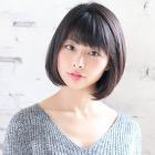 【ご新規様平日限定】フォルムバランスカット+ボタニカルグレイカラー