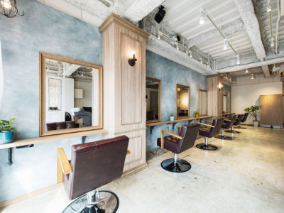 tocca hair&treatment 赤羽店1