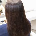 美髪カラー【リタッチ】白金プラチナオーガニックカラー