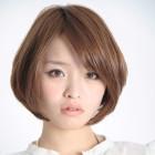 【人気No.1コース】似合せカット+艶カラー