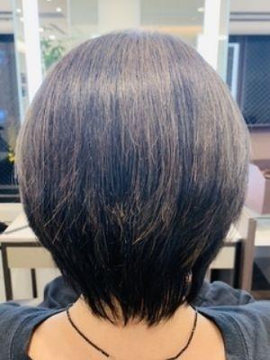 髪質改善/艶感ストレート[二子玉川/二子玉川駅]