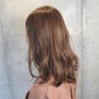 【髪本来の柔らかさに】カット+カラー+フローディアTr