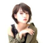似合わせカット+オーガニック艶カラー