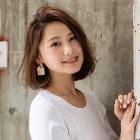 【髪質改善 潤い輝く髪☆】オーガニックカラー+TOKIOトリートメント