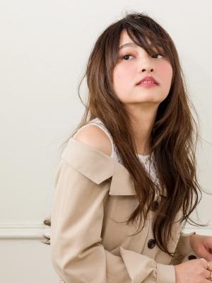 【CREAR ebisu】ゆるふわパーマStyle