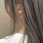 【髪質改善】髪質改善ナチュラルストレート+内部補修+スパシャンプー