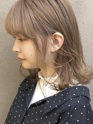 【H】シアベージュ