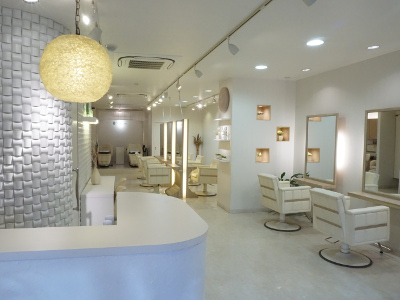 TORCH hair&head spa 銀座通り本店1