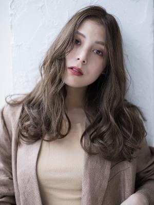 【TriumpH 天王寺店】外国人風フェミニンカール