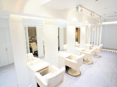 TORCH hair&head spa アスロード店1