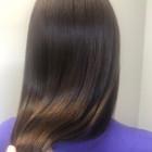 《艶美髪♪》プラチナトリートメント+カラー