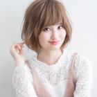 【☆美髪☆】オーガニックカラー+ハホニコTr(土日祝+500円)
