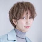 【☆美髪☆】オーガニックカラー+カット+ハホニコTr(土日祝+500円)