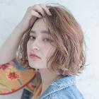 【健康的な美しい髪へ】カラー+Aujua 5stepトリートメント(土日祝+500円)