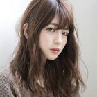 【健康的な美しい髪へ】カット+カラー+Aujua 5stepトリートメント(土日祝+500円)