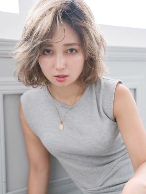 【tocca 難波店】外国人風エアリーヘア