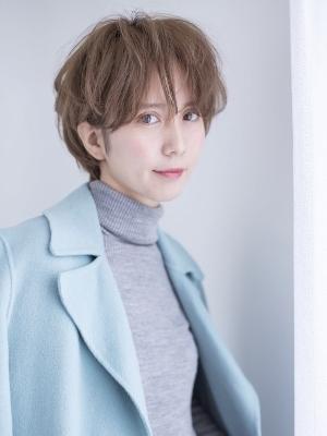 【tocca 難波店】ハンサムショート