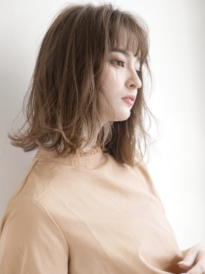 【tocca 難波店】エアリー×外ハネロブ