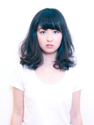 【tricot】ふんわりパーマ